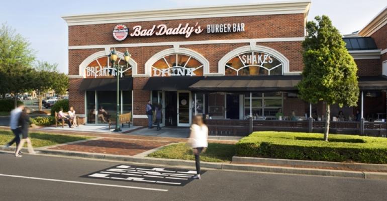 Bad Daddys Burger Bar