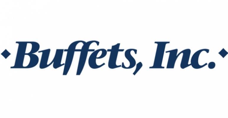 Buffets Inc. talks turnaround