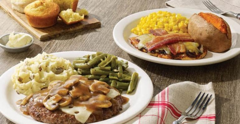 Cracker Barrel introduces spring menu