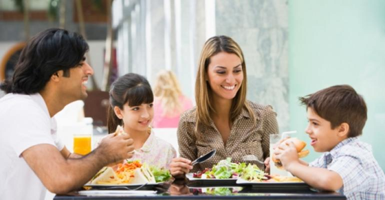 Adult-only restaurant visits on the rise