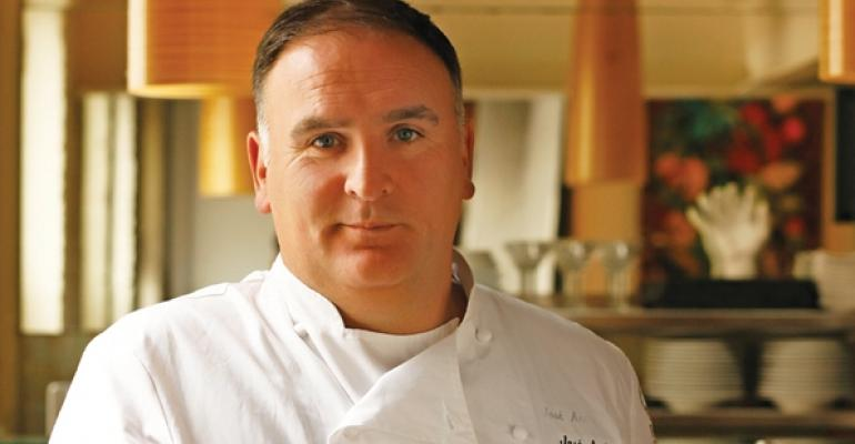 Chef Jos Andrs is the 2013 MenuMasters Hall of Fame inductee