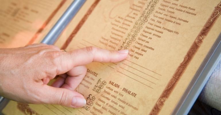 Bret Thorn, Nancy Kruse discuss secret menus