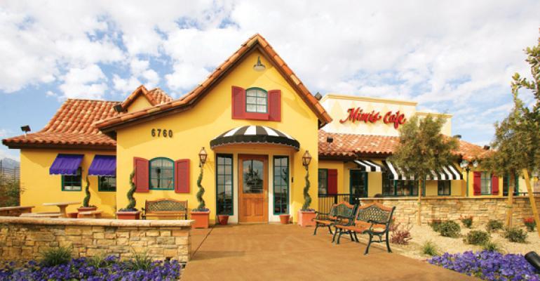 Mimis Cafe