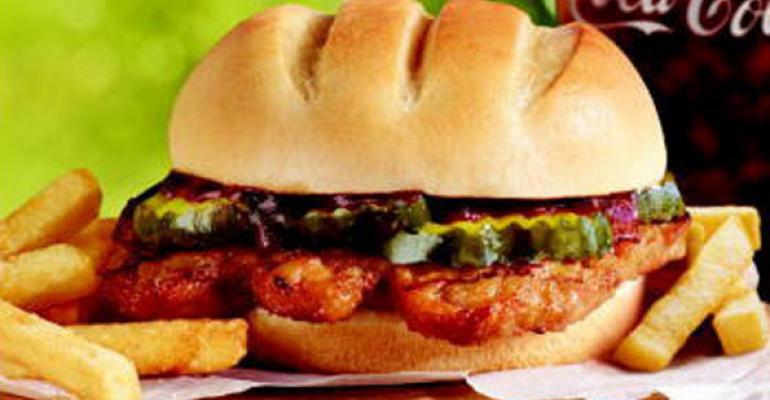 Burger King to roll out McRib rival
