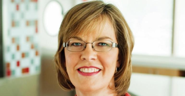 Cheryl Bachelder of AFC Enterprises and Popeyes Louisiana Kitchen