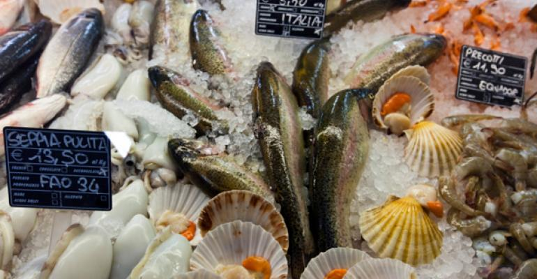 Best practices for seafood purchasing