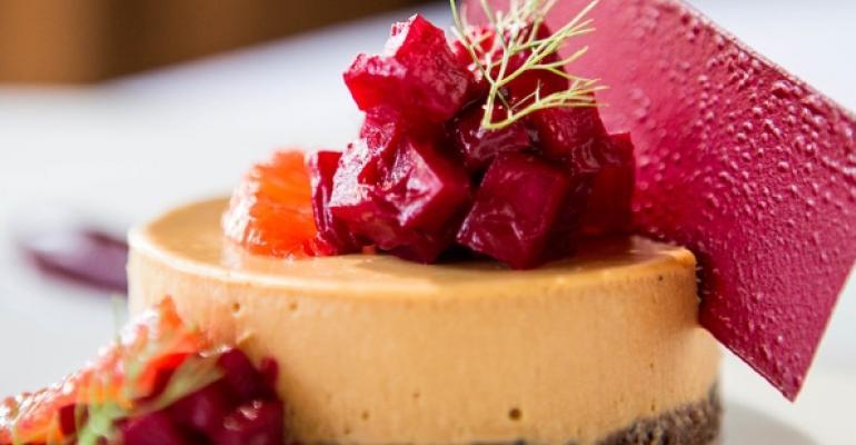 Pastry chef Bill Corbett lets seasons dictate desserts