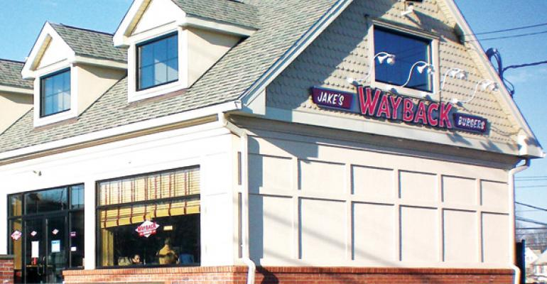 Jake's Wayback Burgers to move into 28 countries