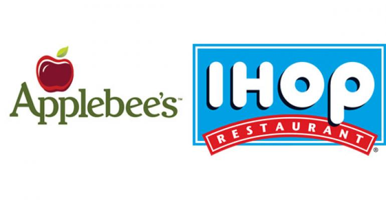 Applebee's, IHOP 2Q same-store sales rise