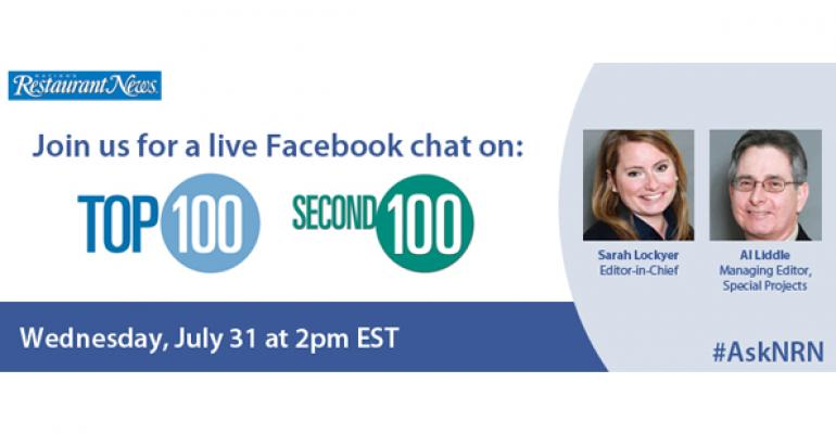 NRN to host Top 200 Facebook chat