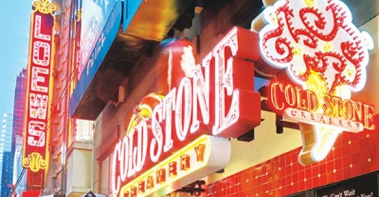 Cold Stone Creamery celebrates 25 years
