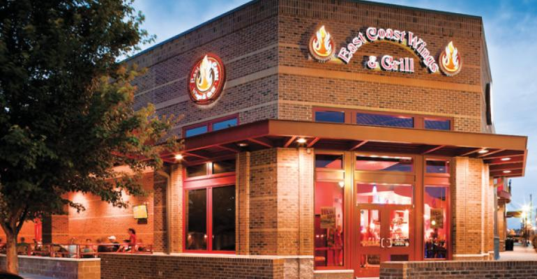 East Coast Wings & Grill expands with smaller units