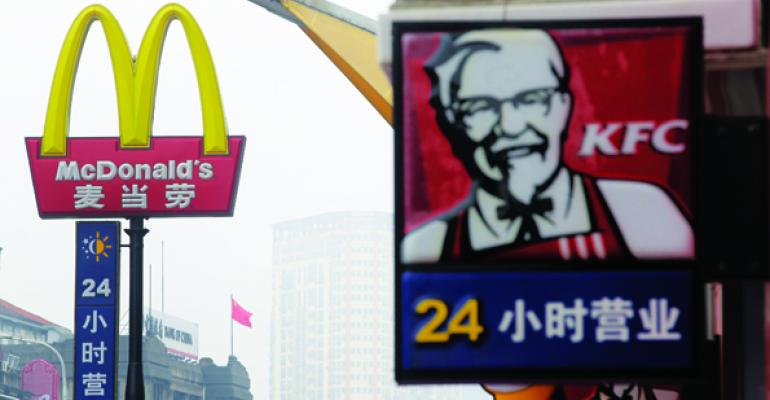KFC, McDonald's among most powerful brands in China