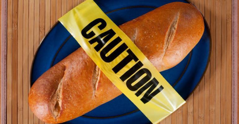 Gluten-free takeout orders grow