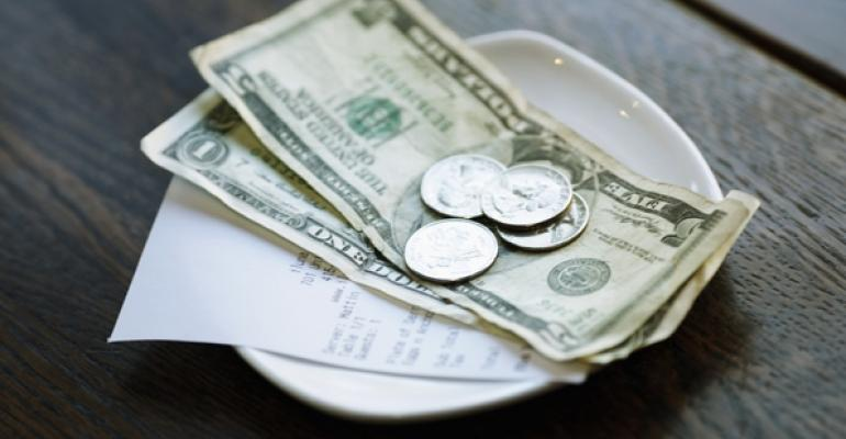 Restaurant operators, patrons question tipping