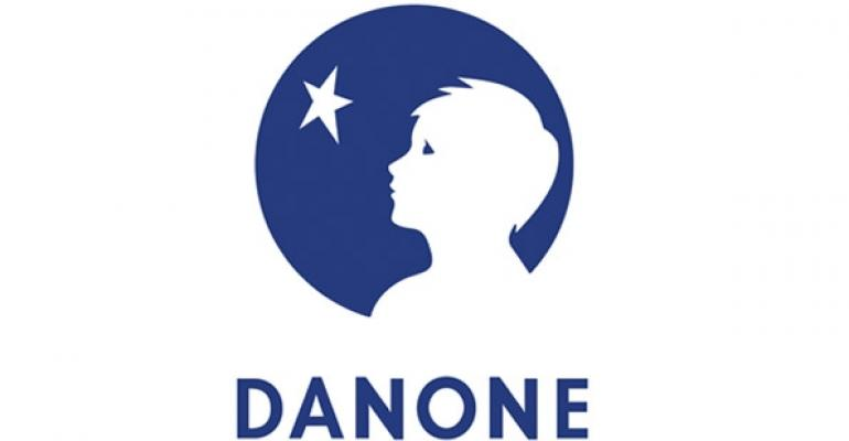 Starbucks and Danone are collaborating on a line of yogurts developed as Evolution Fresh Inspired by Dannon