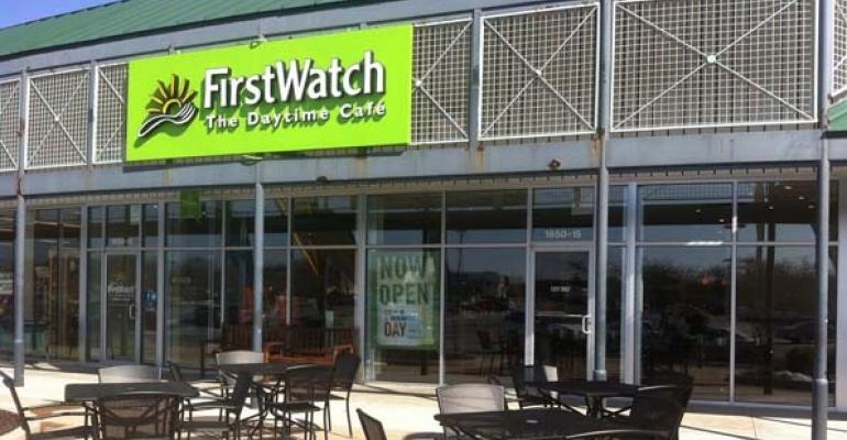 CMO Perspectives: First Watch's Chris Tomasso