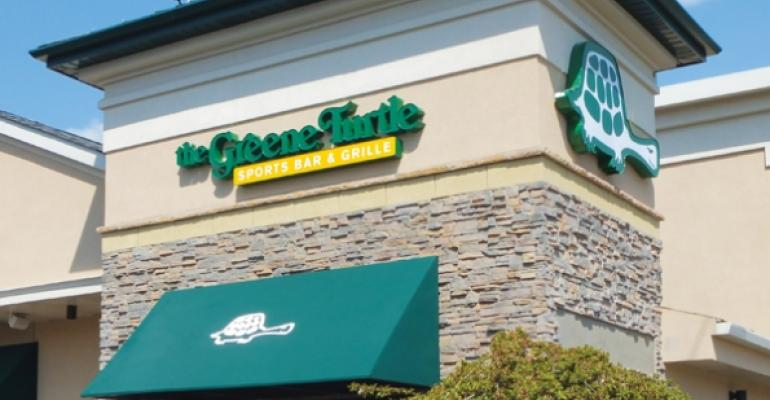 Growth Chains: The Greene Turtle