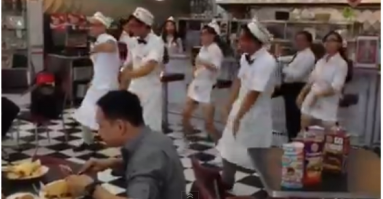 Johnny Rockets, spreading Americana one restaurant at a time