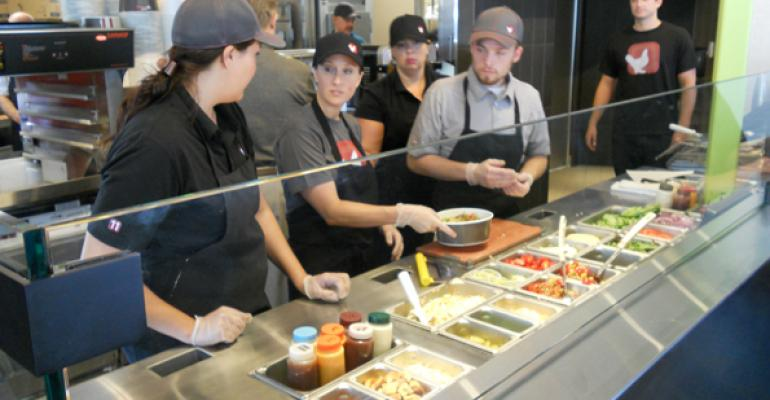 Quickservice chain KFC is looking to tap into the fastcasual market with its KFC eleven concept
