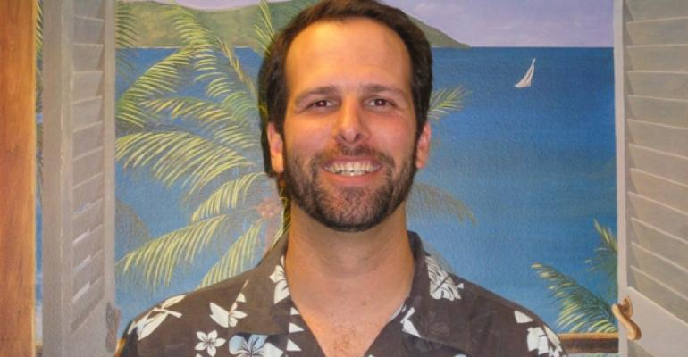 Mike Weinberger CEO of Maui Wowi