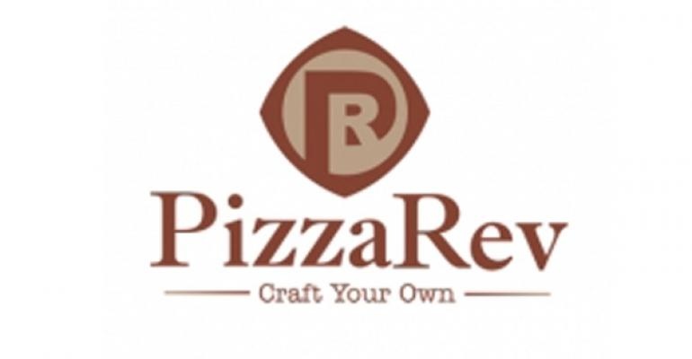 PizzaRev names Buffalo Wild Wings first franchisee