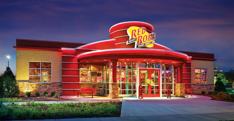 Red Robin: Brand transformation gaining traction