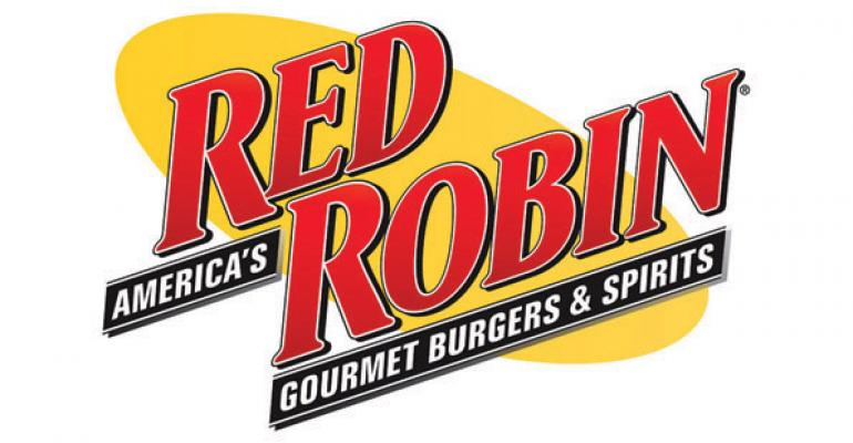 Red Robin's 2Q net income rises 44%