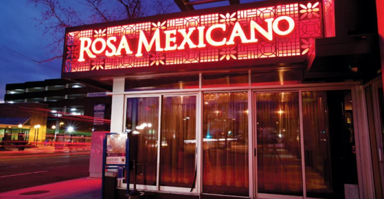 Rosa Mexicano names new president, CEO