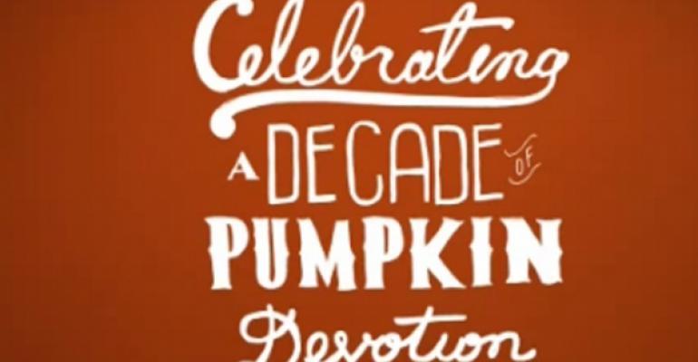 Video: Starbucks teases return of Pumpkin Spice Latte