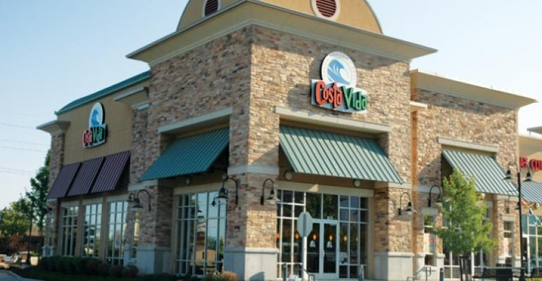 Growth Chains: Costa Vida Fresh Mexican Grill