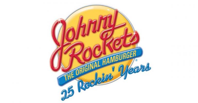 Johnny Rockets CEO on moving forward after acquisition