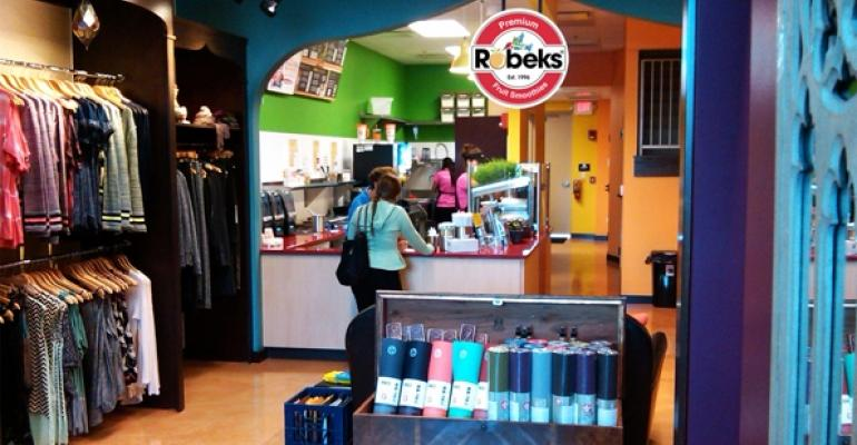 Robeks opened in One Love Yoga and Boutique in Kent Ohio