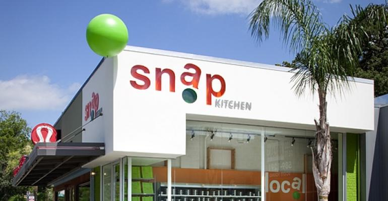 Snap Kitchen receives investment from Catterton Partners