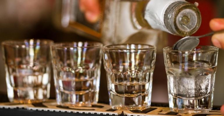Vodka tops consumers' preferred spirits