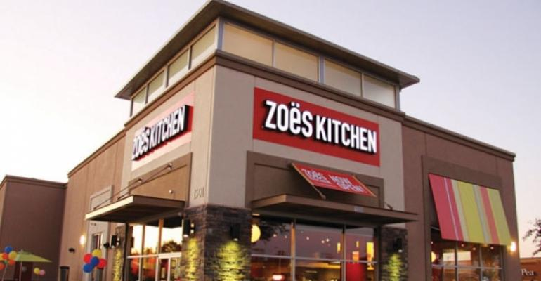 Report: Zoës Kitchen may be exploring IPO