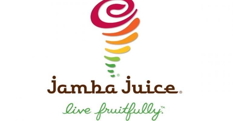 Jamba downgrades outlook, cites 3Q sales slump