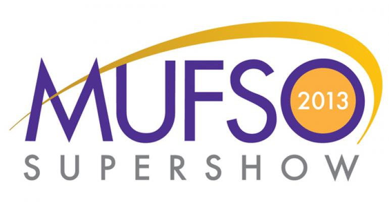 Top 10 tweets from MUFSO 2013