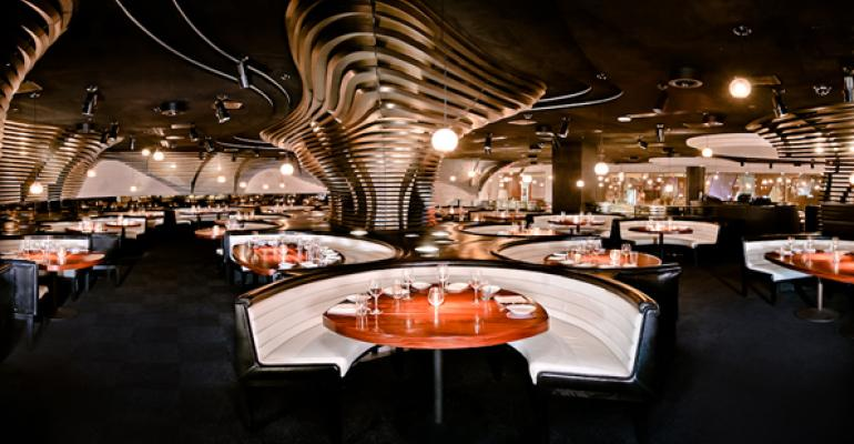 The ONE Group operates chic femalefriendly steakhouse brand STK
