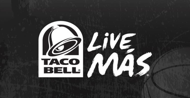 Taco Bell NBA sponsorship to emphasize digital, social media