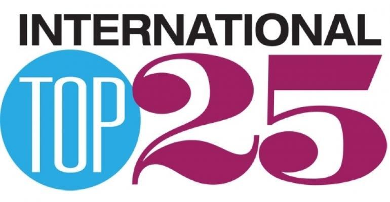 2013 International Top 25: Western Europe