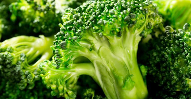 Diners finally eating cruciferous vegetables