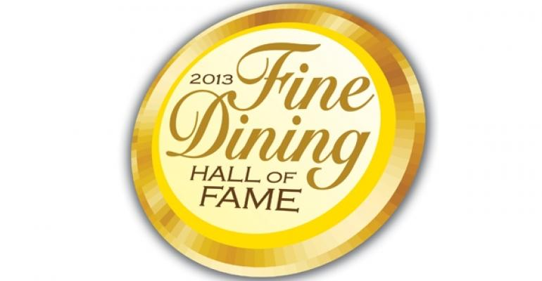 Meet Fine Dining Hall of Fame's class of 2013
