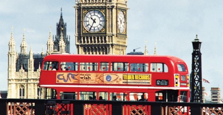Big Ben in London Thinkstock
