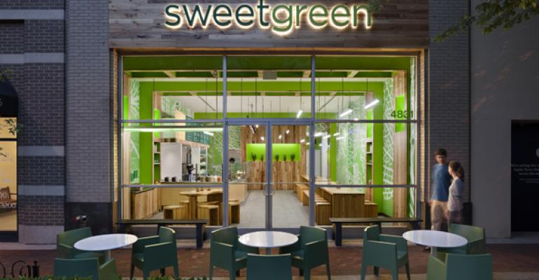 Sweetgreen receives $22M investment from AOL co-founder