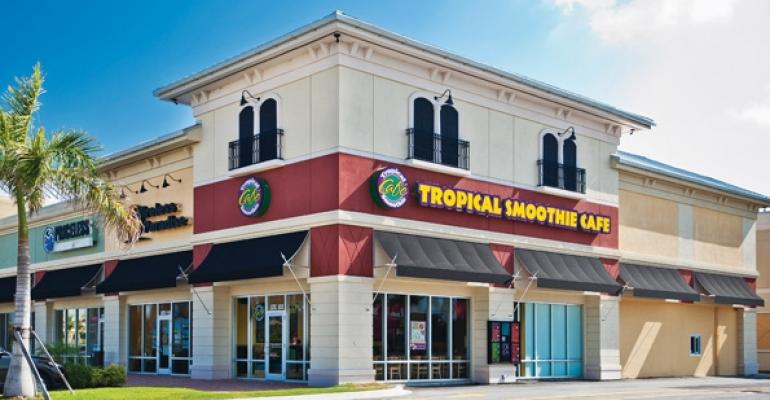 Tropical Smoothie Café hires first CMO