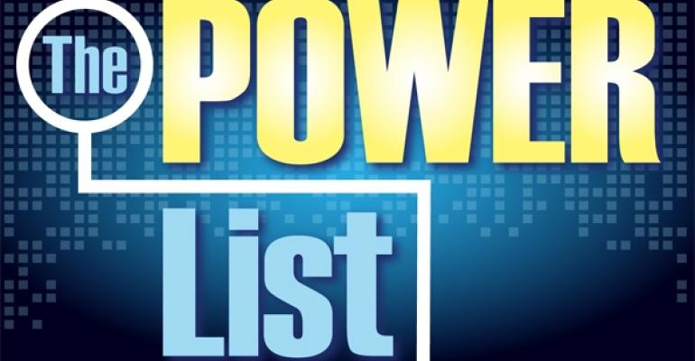 The NRN 50 The Power List