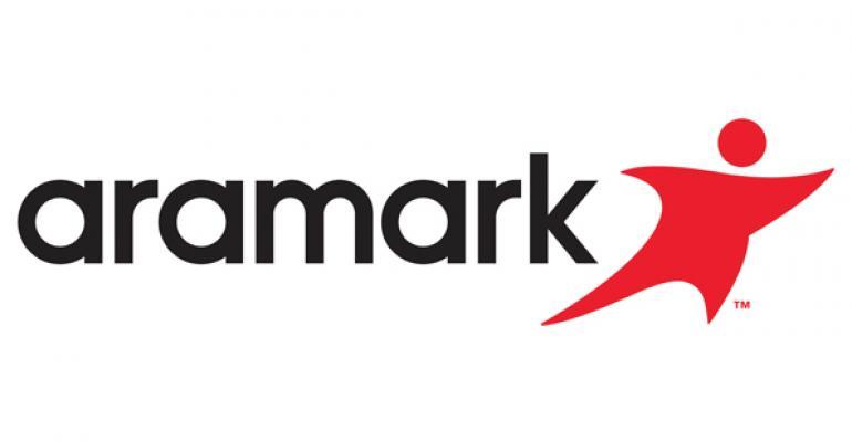 Aramark 1Q profit rises 4%