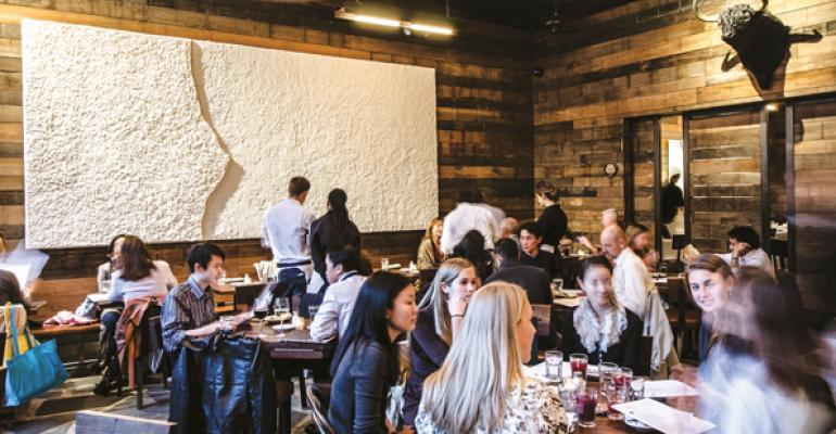 Barcelona Restaurant amp Wine Bar which specializes in tapas has nine units along the East Coast