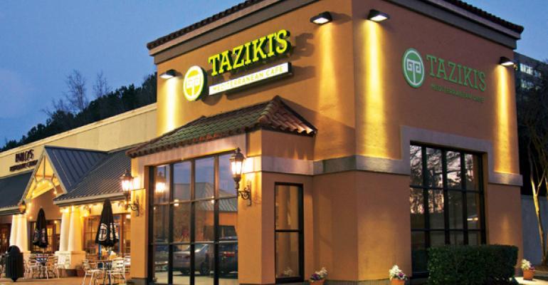 Breakout Brands 2014: Taziki's